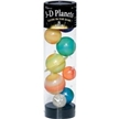 3-D Planets in Tube