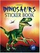 Dinosaur Sticker Book, dinosaur stickers, sticker books, sticker book, kids dinosaur sticker books,