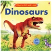 Dinosaur Lift &Look Book, dinosaur books, dinosaur book, kids dinosaur book, usborne books, usborne