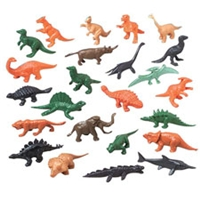 Mini Dinosaur Toy Model - Individual