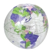 Inflatable Clear Globe, globe, kid globe, inflatable globes, clear inflatable globes, kids globes, k