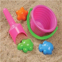 Kids Sand Sculpture Toy Set