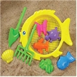 Sand Sifter Set, beach toy, sandbox toy, beach shifter toy, sand shifter beach toy, kids beach toys,