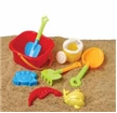 Sand Castle Bucket Set/ 8-pc