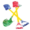 Kids Marbalized Plastic  Sand Shovel