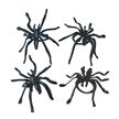 Black Spider Rings Pack of 36