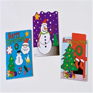 Holiday Stocking Stuffer - 12 Christmas Memo Pads