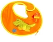 3-D Baby Bib - Alligator