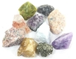 Variety Pack of Gemstones Mineral Rocks Collection Kit (10 Piece Set)