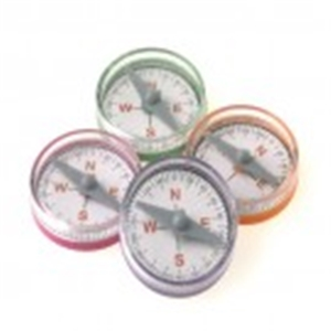 Mini Compasses-36 Pieces
