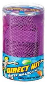 Direct Hit Team Water Balloon Fight Set