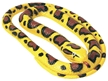 "72"" BURMESE PYTHON, snakes for kids, all about snakes, rubber snake, python snake"