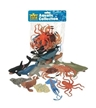 Wild Republic Polybag Aquatic Sealife Toy Collection Set