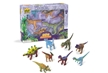 Wild Republic Moveable Dinosaur Action Play Set