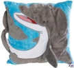 Wild Republic Plush Dolphin Pillow