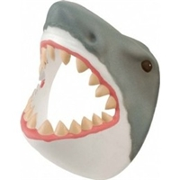Facemask Shark Open Mouth