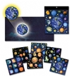 Glow-in-the-Dark Space Stickers, all about space, glow in the dark, space party favors