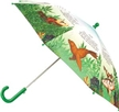 child's umbrella, kid umbrella, aquatic umbrella, wild republic umbrellas, ocean animals umbrella, f