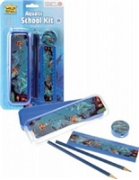 Wild Republic Aquatic School Kit