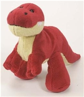 "12"" Tumblers Dino T-Rex Stuffed Animal"
