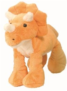 "6"" Triceratops Dinosaur Stuffed Animal"