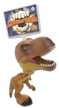 Chompers T-Rex Brown, dinosaur toys for kids, dinosaur puppet, dinosaur, snapping toys