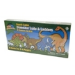 Dinosaur Ludo and Ladders Board Game