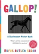Gallop!, baby books, toddler books, kids books, interactive kids books, interactive baby books, anim