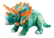 Cuddle Zoo Large Triceratops Plush Dinosaur - 24""