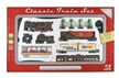 Classic Train Set-Steam Engine 40pcs, classic train set, steam engine train set, train sets, play tr