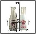 Antique & Vintage Milk Bottles