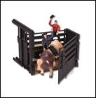 PBR Rodeo Toy Models