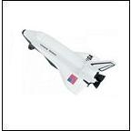 Space Shuttle Toy Models