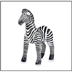 Wildlife Inflatables, animal inflatables, big, large and small animal inflatables, zebra, shark, giraffe, elephant, horse