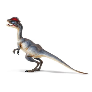 Wild Safari Dilophosaurus Toy Model