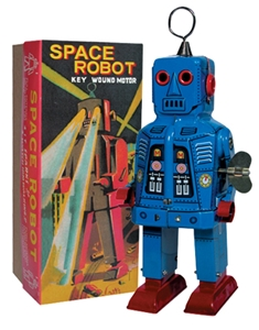 Space Robot - Vintage