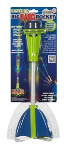 Big Bang Rocket Light Up Toy