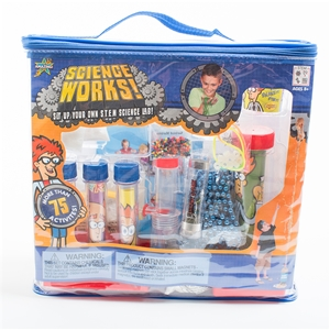 Science Works S.T.E.M. Science Lab Kit