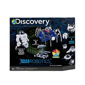 Discovery Build and Create Robotics Kit