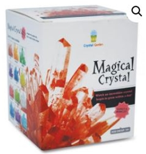 Tedco Magical Crystal Growing Kit - Red