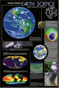 Understanding Earth Science Poster - Laminated