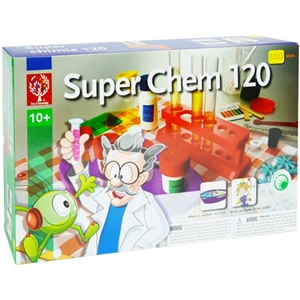 Super Chem 120 Chemistry Kit