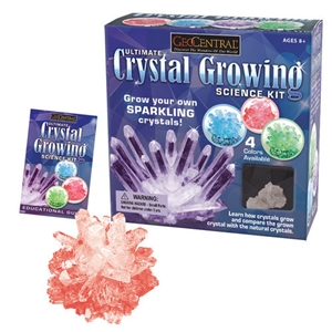 Ultimate Crystal Growing Kit - Purple