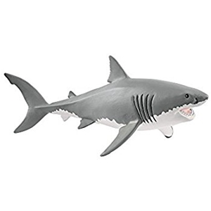 Schleich Great White Shark Toy Model