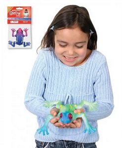 Ginormous Grow Frog, growing animals, Wildlife toys for kids, animal toys for kids, learn about anim