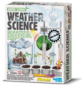 Green Science Weather Science Kit